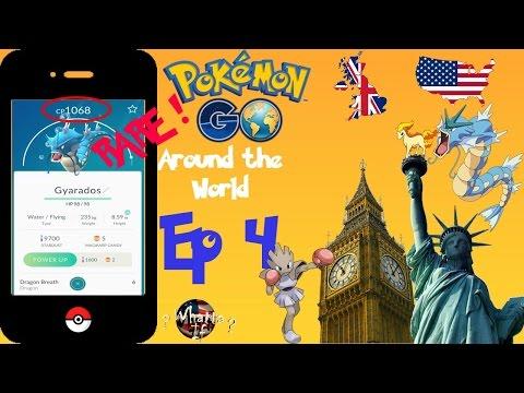 Pokémon Go World Hunt Ep 4 - The Rare Gyarados