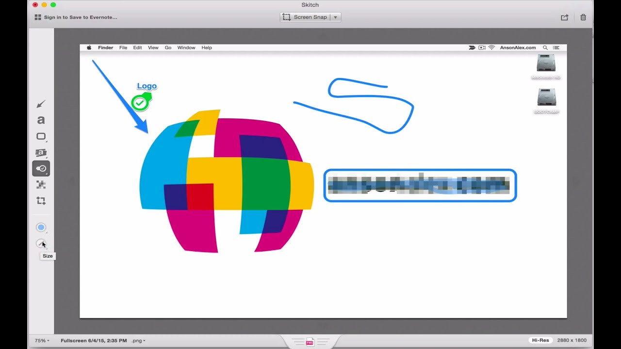 skitch for mac tutorial 2015 quick start youtube rh youtube com Skitch for Windows Skitch for Windows