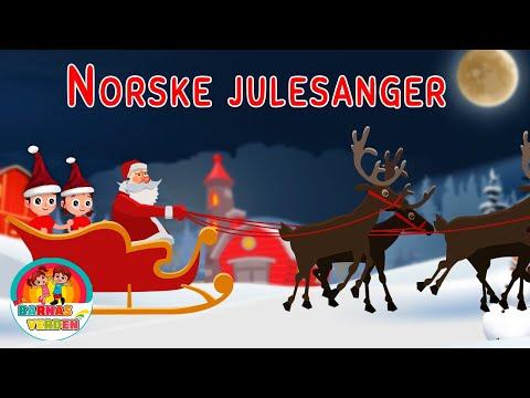 Julesanger | Norske julesanger | Bjelleklang | Norske Barnesanger