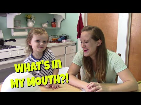 What's In My Mouth Challenge!   MayMommy2011 from YouTube · Duration:  8 minutes 27 seconds