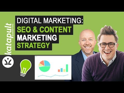 SEO & Content Marketing Strategy [WEBCAST]  with Mike Ganino