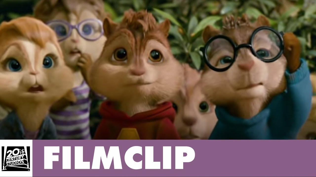 Clip Ich Weiss Nicht Wer Ihr Seid Alvin Und Die Chipmunks 3