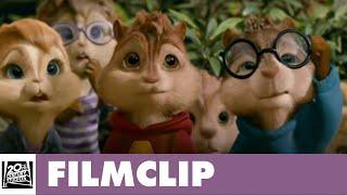 """Clip """"Ich weiss nicht wer ihr seid..."""" - Alvin und die Chipmunks 3: Chipbruch"""