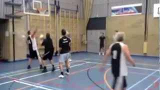 River Trotters Basketball vs Vriendenschaar Korfbal