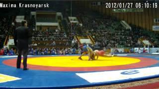 Adam Saitiev vs Aniuar Geduev 74KG 2012 Yarigin