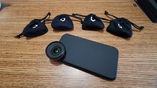 RhinoShield Lens Adapter Full Suite Unboxing & Test