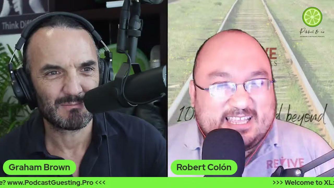 XL 10 Minute Leaders: Robert Colon