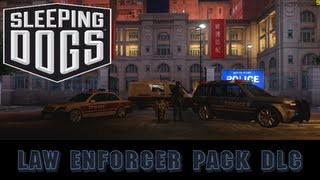 Sleeping Dogs: Law Enforcer Pack DLC [HD]