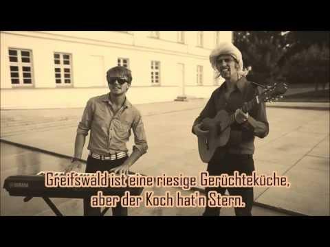 """Karaoke// Michel Mayse - """"Komet über Greifswald"""""""