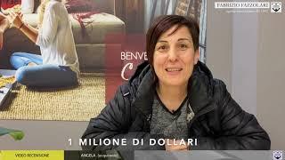 Video intervista / recensione di Angela (Acquirente anno 2019) ⭐️⭐️⭐️⭐️⭐️