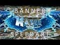 Blender Paint Net COOL Water Themed Youtube Banner SPEEDART mp3