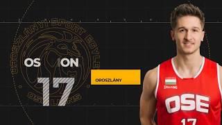 NBI/B: Bajnoki Döntő : OSE Lions - HOYA-Pannon Egyetem Veszprém