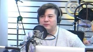 130416 Shindong eating when DJ SSTP