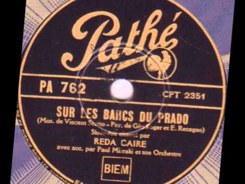 Reda Caire interview radio de 1962
