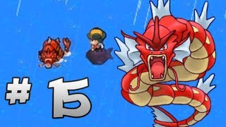 Let's Play Pokemon: HeartGold - Part 15 - Lake of Rage