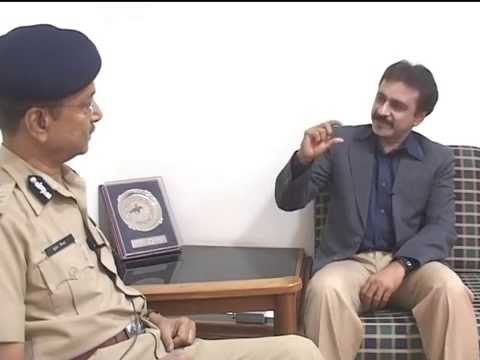 First terrorist group exposed by Gujarat Police officer Mr. Sudhir Sinha...Exclusive interview