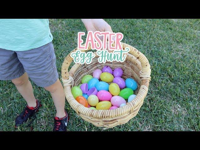 Caça aos ovos no Moss Park em Lake Nona | Morando na Disney
