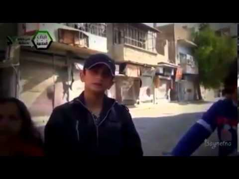 L@@K Regarde أنظر Shocking Explosion Camera Kids Syria الاطفال في سوريا