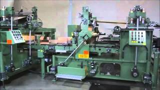 Premier Paper Converting Machinery - Full Auto Partition Assembler