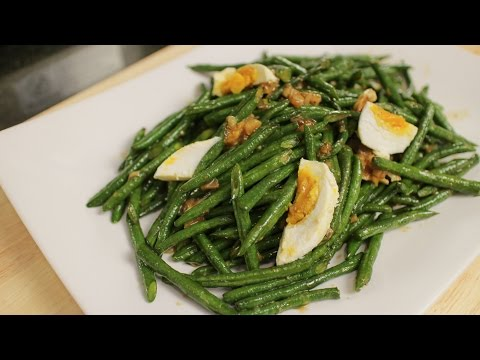 Long Bean Stir-Fry – Hot Thai Kitchen!