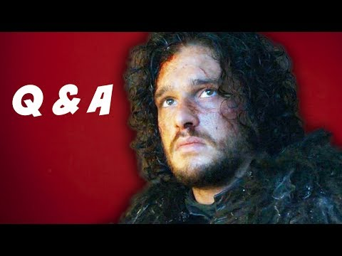 Game Of Thrones Season 4 Q&A - Episode 10 Finale Theories