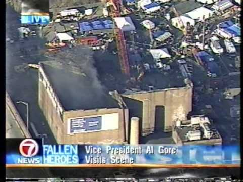 Fallen Heroes: Worcester Cold Storage Fire News Brief   YouTube