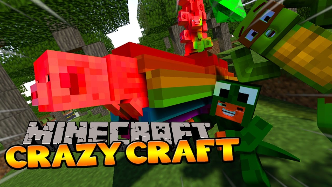 Pop Craft Minecraft Server