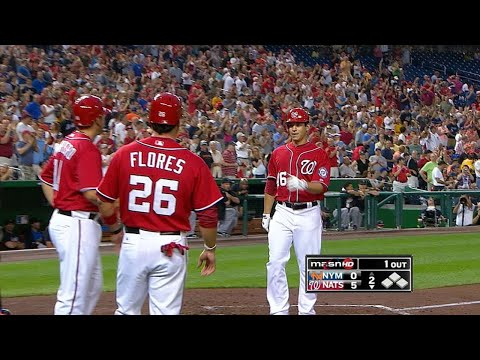 Tommy Milone jacks his first career homer