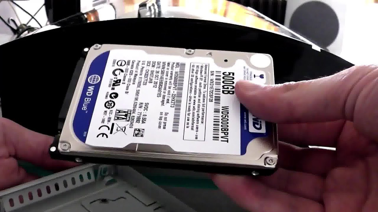 how to clean fat ps3