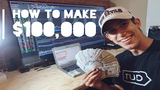 How To Make $100,000 A Year | 22 Yr Old Entrepreneur