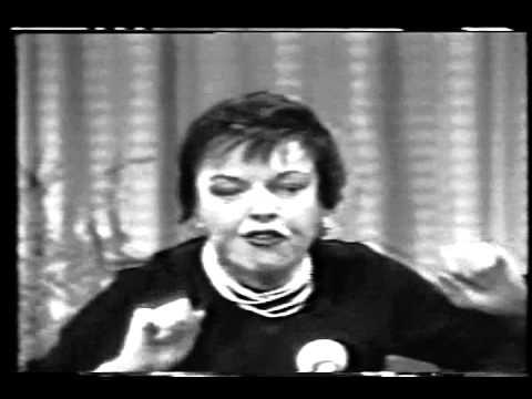 Judy Garland on Cavett 1968