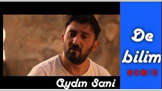 Aydın Sani - De bilim (Kamera Arxası)