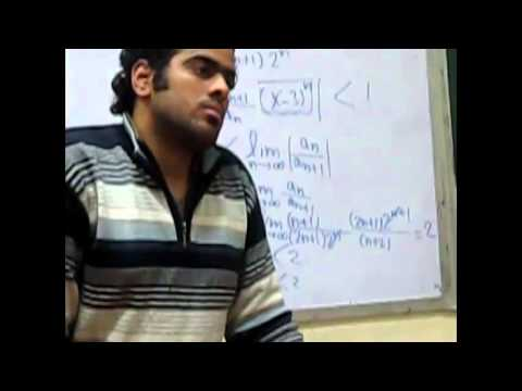 Math section 8 #Series ~Cairo university faculty of Engineering~