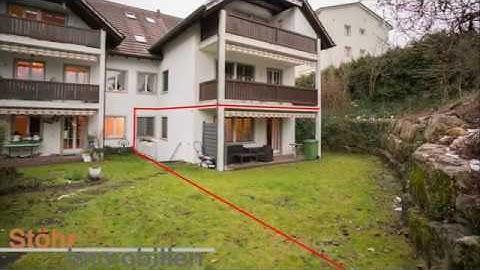 Stöhr Immobilien - 3.5 Zimmer-Wohnung in Danikon