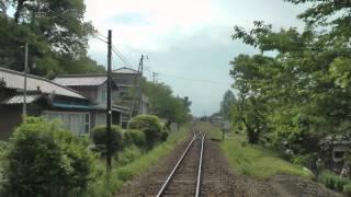 【前面展望】 徳島線06 阿波半田~阿波加茂