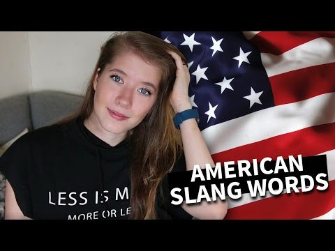 AMERICAN SLANG WORDS!