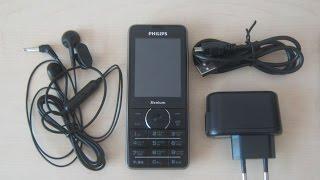 отзыв Philips Xenium X1560\цена\крутой 2-симочный телефон -зарядник(, 2015-10-03T18:55:19.000Z)
