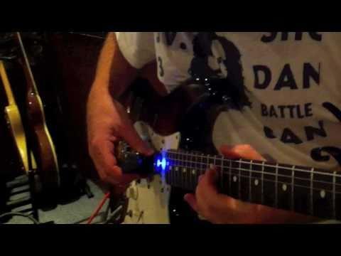 CHESCA - Recording Day 3: Guitar