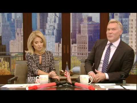 Live With Kelly 10 17 2016 Vin Diesel Carole Bayer Sager