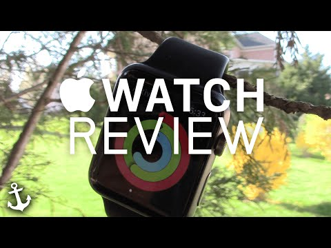 Apple Watch Review 2016!