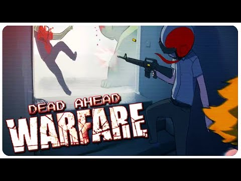 The Marine and CHARGED ZOMBIES?! | Dead Ahead Zombie Warfare