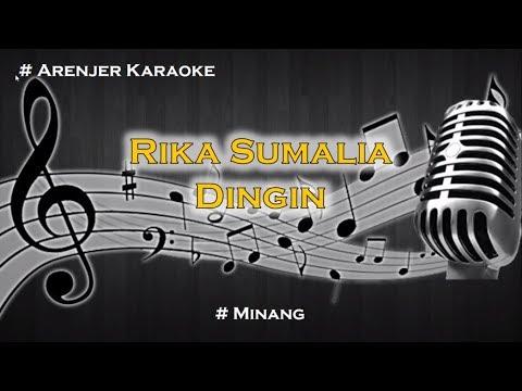 Rika Sumalia - Dingin Karaoke