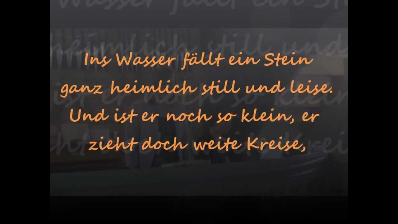 ins wasser fällt ein stein [lyrics] muttertag 2012 YouTube ~ 01000848_Sukkulenten Ableger In Wasser