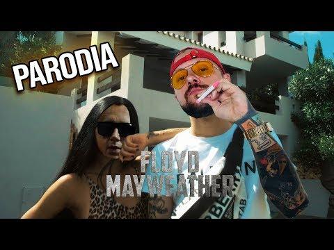 Żabson - Floyd Mayweather - Dosłowna parodia