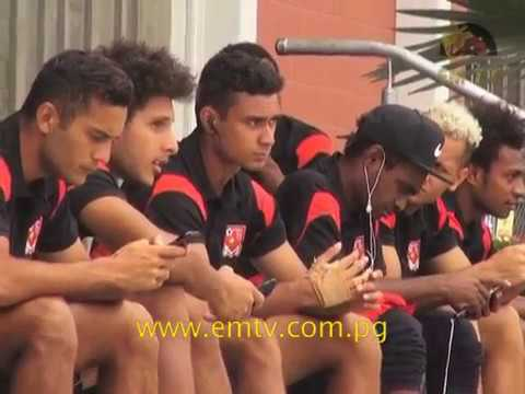 Ela Motors Supports PNG Football Association as Match Partner