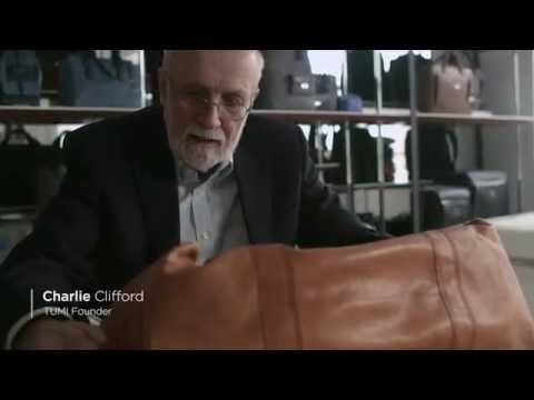 TUMI Case Studies: Founder Charlie Clifford & CEO Jerome Griffith
