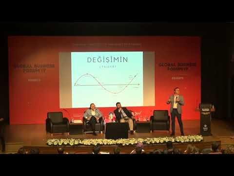 Bahçeşehir Üniversitesi Global Business Forum - Değişimin Hikayesi