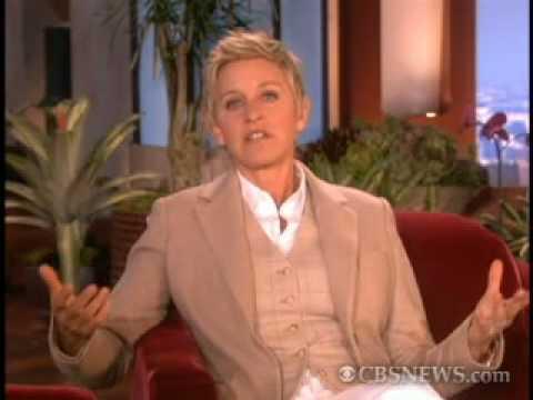 @katiecouric: Ellen DeGeneres