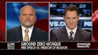 Video: CAIR Rep Debates Opponent of NY Islamic Center on Fox