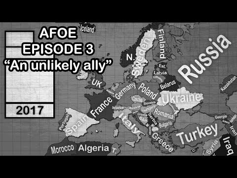 Alternate Future of Europe #3 | ''An unlikely ally''